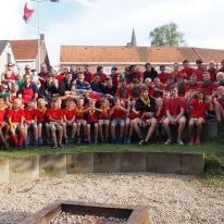 Kamp Appelterre 2016 - nieuwe lading foto's